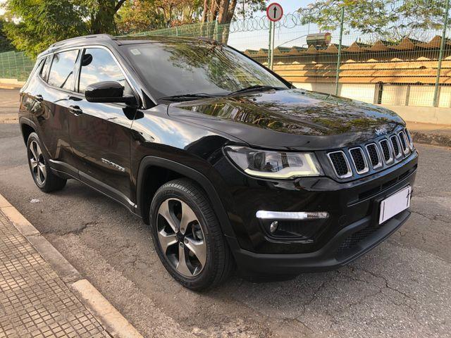Jeep Compass Longitude 2 0 4x2 Flex 16v Aut 2017 764881859 Olx