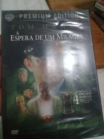 Dvd duplo à espera de um milagre Dublado en português