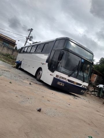 Ônibus rodoviária busscar jumbuus 360 Scania k124 420cv - Foto 7