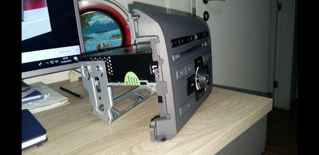 Rádio Cd/mp3 Player Original Honda New Civic 2012 2013 2014 - Foto 2
