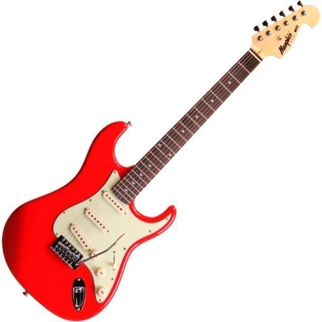 Tagima Memphis Guitarra Mg32 Vermelha Produto Novo Loja Fisica