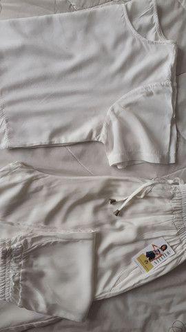 Conjunto calça jogger e blusa cropped  - Foto 5