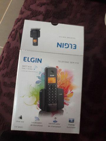 Telefone sem fio Elgin - Foto 2