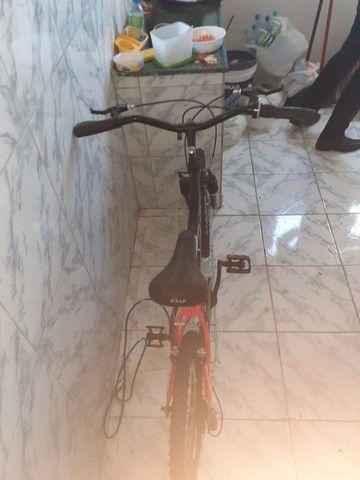 Bike aro 20 T.e.B XR        para negociar  - Foto 2
