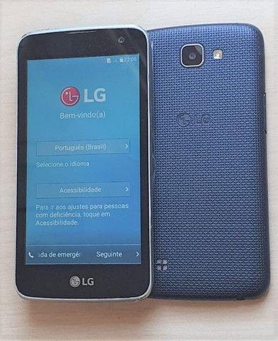 Lg k4 com nota e garantia de loja 12 vezes sem juros - Foto 4