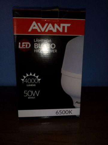 Lâmpada Bulbo de 50W ( Nova! ) - Foto 3