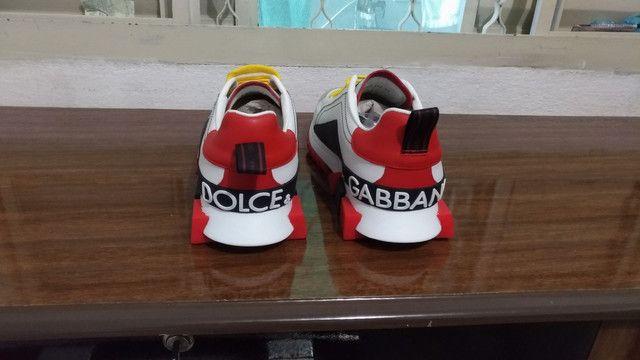Tênis king Dolce Gabbana Lançamento 34 ao 43 - Foto 5