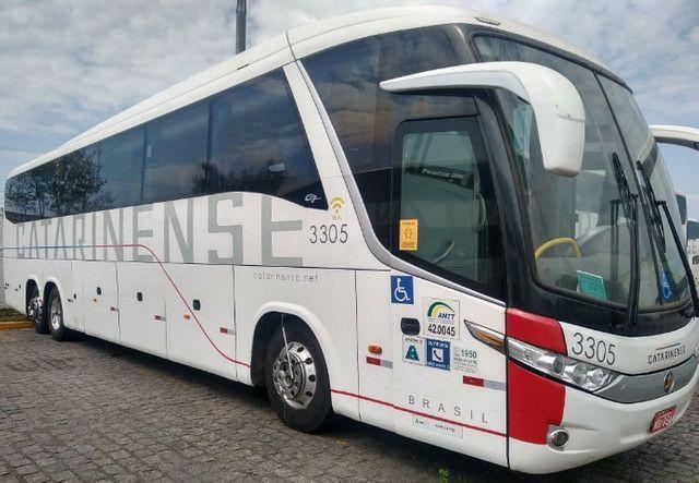 3305 - Scania K-380, Paradiso 1200, 2011<br><br><br> - Foto 5