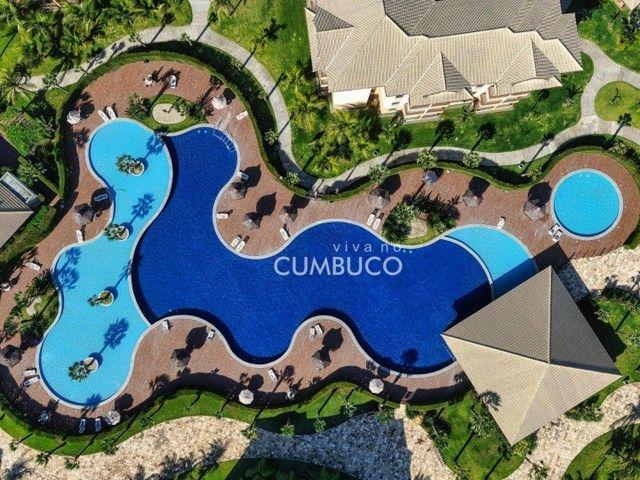 Apartamento com 1 dormitório para alugar, 39 m² por R$ 2.800/mês - Cumbuco - Caucaia/CE - Foto 18
