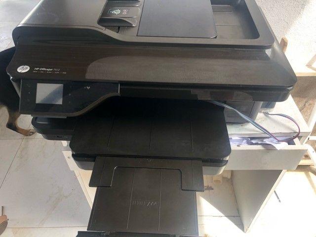 Impressora Multifuncional HP A3 com Buking  - Foto 5
