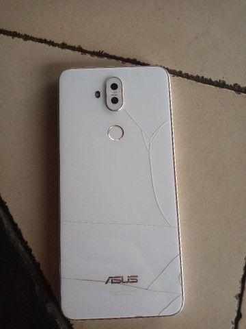 Vende-se um celular Asus selfie 5 - Foto 2