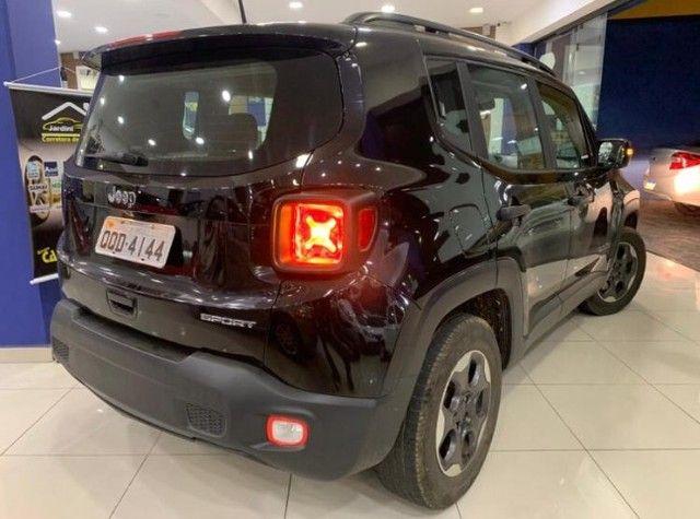 Jeep Renegade Sport 2019 Manual Em Até 60x SEM Entrada Com Garantia - Foto 2