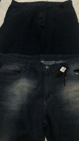 2 calça jeans 100 cada