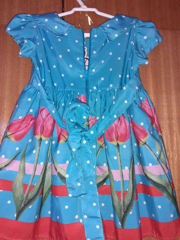 Vestidos de menina  - Foto 2