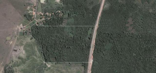 Área à venda, 250000 m² por R$ 450.000,00 - Bacabeira - Bacabeira/MA