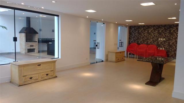 Apartamento para aluguel, 4 quartos, 3 suítes, 3 vagas, Chácara Inglesa - São Bernardo do  - Foto 17
