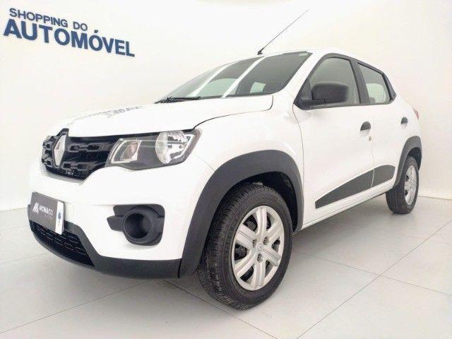 Renault Kwid Zen na Garantia de Fábrica - Foto 2