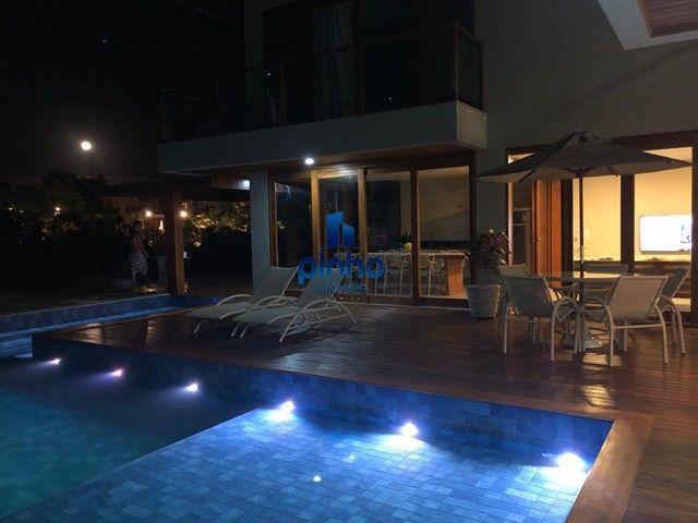 Casa Duplex para Venda em Mata de São João, PRAIA DO FORTE, 5 dormitórios, 5 suítes, 5 ban - Foto 4