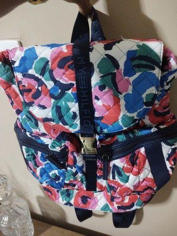 Vendo bolsa Tommy Hilfiger mochila