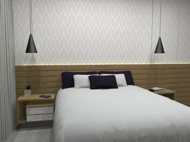 Projeto de móveis planejados 3D - Foto 2