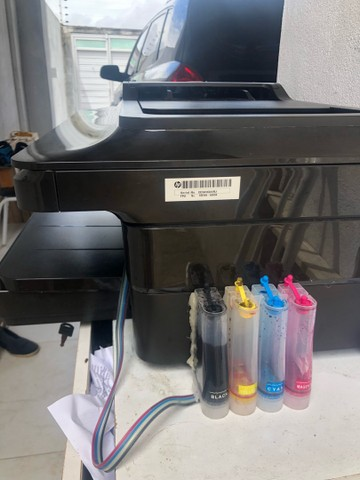 Impressora Multifuncional HP A3 com Buking  - Foto 2