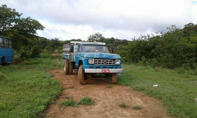 CAMINHÃO D60 ANO 80 - Foto 4
