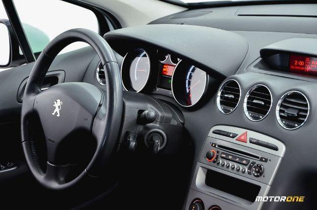 Peugeot 308 Active Flex 1.6 Único Dono Todas as Revisões na Autorizada Placa i Manual - Foto 8
