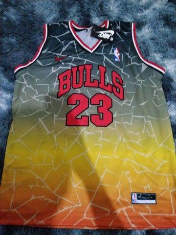 Camisa de basquete  - Foto 2