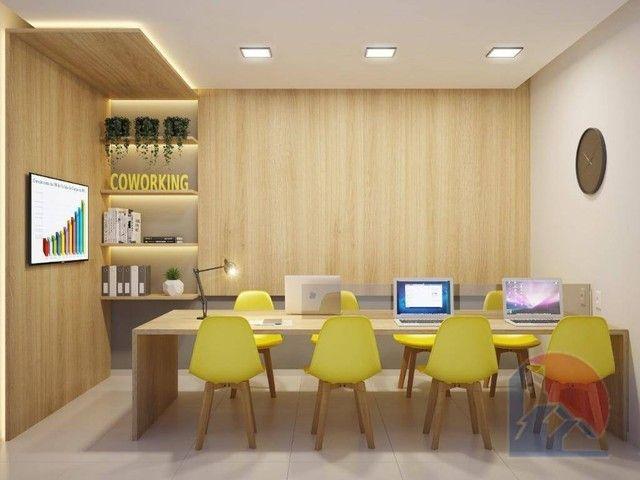 Apartamento à venda, 57 m² por R$ 221.900,00 - Bancários - João Pessoa/PB - Foto 15