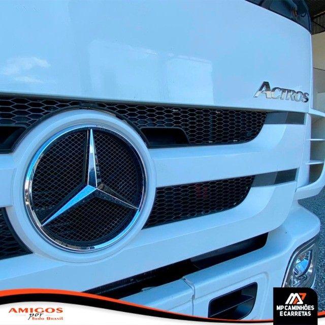 Cavalo Mecânico Mercedes-benz Actros 2646 6x4 2014 - Foto 9