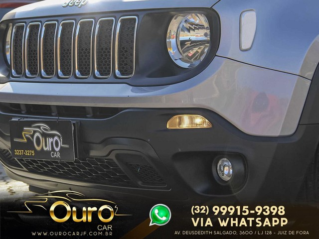 Jeep Renegade Longitude 1.8 4x2 Flex 16V Aut. 2019 *Impecável* Novíssimo* - Foto 20