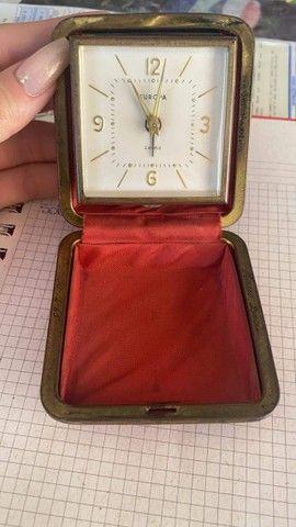 Relógio Despertador Vintage Europa - Foto 3