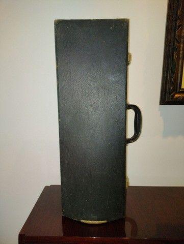 Case instrumento musical de sopro