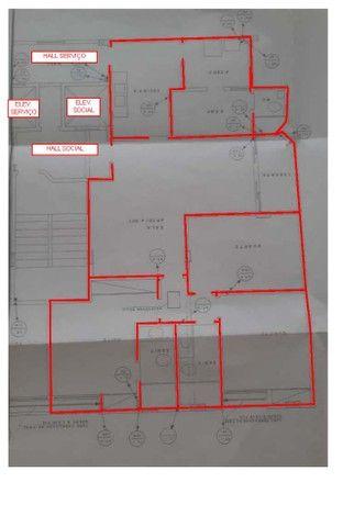 Apartamento 3 qtos caminho das árvores  c/garagem privativa