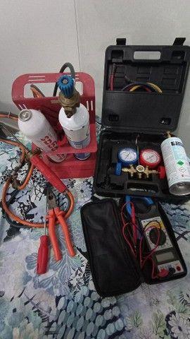Refrigeração e ar condicionado