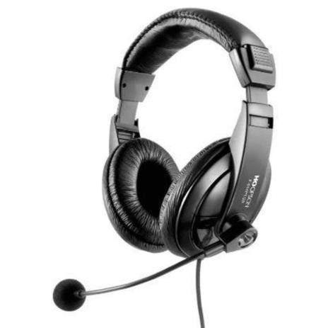 Fone De Ouvido Headphone Profissional Hoopson F-014  - Foto 2