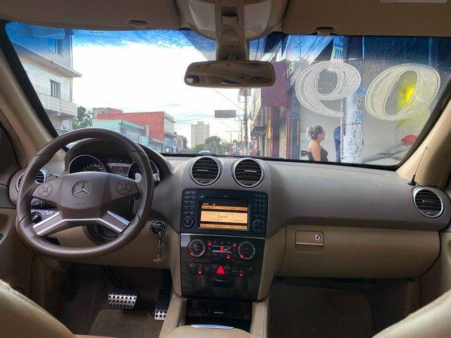 ML 63 AMG 2008/2009 6.2 V8 32V GASOLINA 4P AUTOMÁTICO - Foto 8