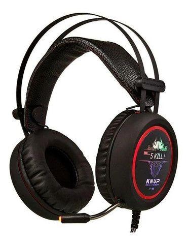 Headset Gamer Qualidade Incrível Audio 7.1 - Foto 6