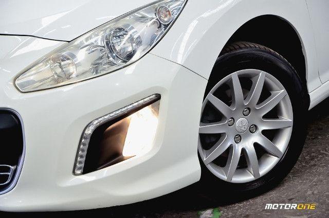 Peugeot 308 Active Flex 1.6 Único Dono Todas as Revisões na Autorizada Placa i Manual - Foto 6