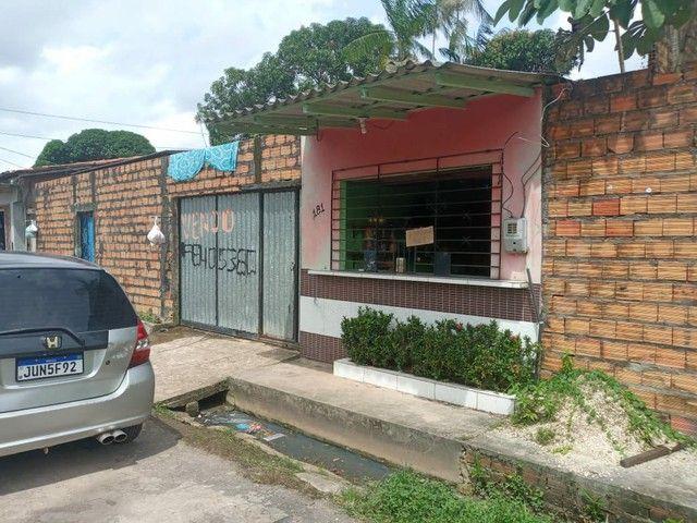 Vendo casa no Tapanã ( com ponto comercial)