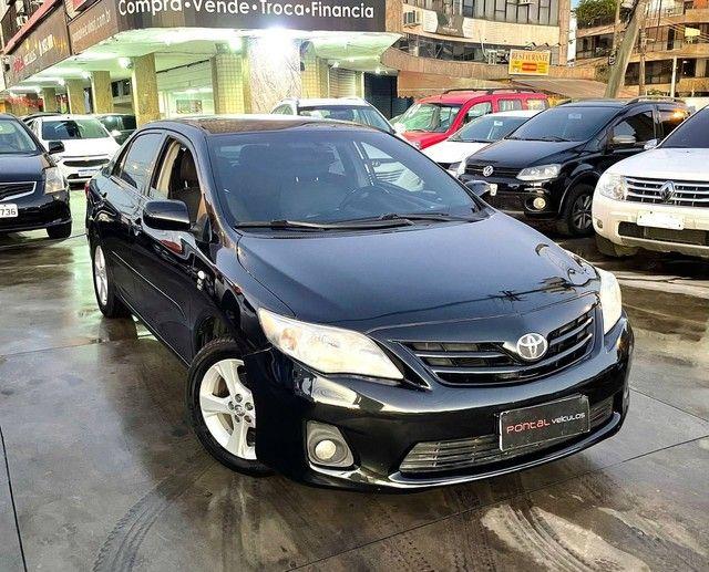COROLLA 2012/2012 1.8 GLI 16V FLEX 4P AUTOMÁTICO