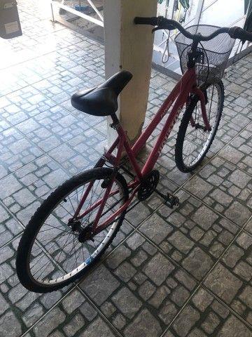 Bicicleta HOUSTON com cesta frontal  - Foto 2
