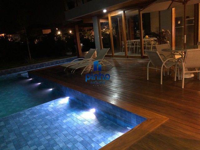 Casa Duplex para Venda em Mata de São João, PRAIA DO FORTE, 5 dormitórios, 5 suítes, 5 ban - Foto 5