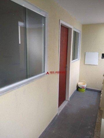 Apartamento com 2 dormitórios para alugar, 40 m² por R$ 2.000,00/mês - Recreio dos Bandeir - Foto 5
