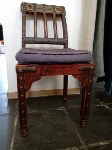 Cadeira Indiana antiga