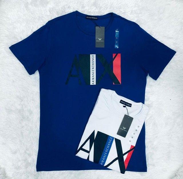 .camisas tcherts fio 30.0  - Foto 3