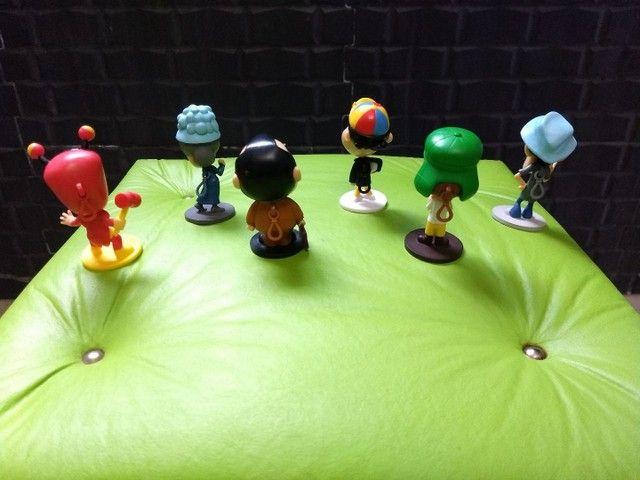Coleção completa de bonecos do chaves Bobs - Foto 3