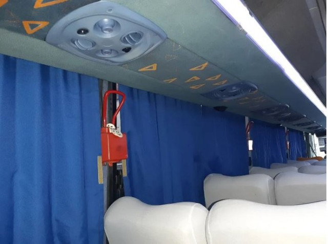 Onibus Neobus Thunder Plus Rodoviário Executivo - Foto 15