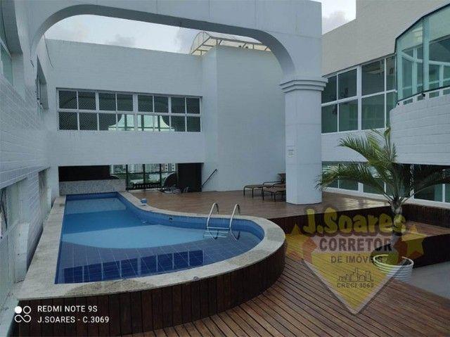 Tambaú, Mobiliado, 2 quartos, suít, 70m², R$ 2.300, Aluguel, Apartamento, João Pessoa - Foto 16