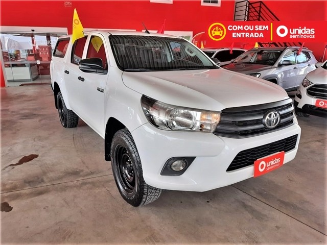 Toyota Hilux 2019 2.8 std 4x4 cd 16v diesel 4p manual - Foto 3